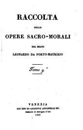Raccolta delle (sue) opere sacro-morali: Volume 5
