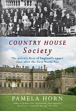 Country House Society PDF