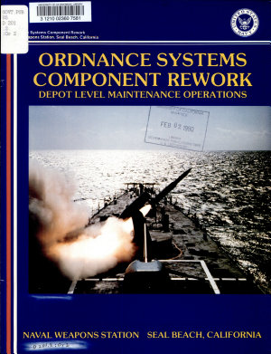 Ordnance Systems Component Rework