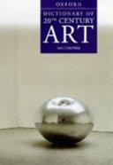 A Dictionary of Twentieth-century Art