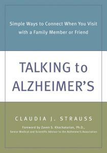 Talking to Alzheimer s Book