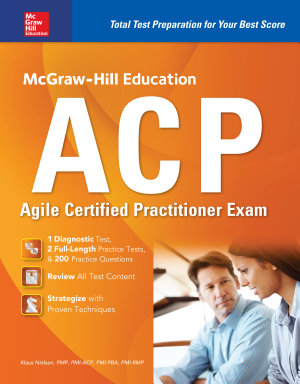 McGraw Hill Education ACP Agile Certified Practitioner Exam PDF