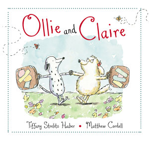 Ollie and Claire Book