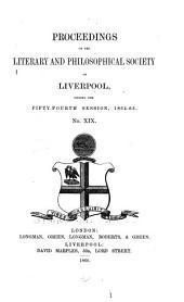 Proceedings: Volume 19