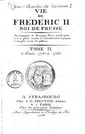 Vie De Frederic II., Roi De Prusse: Volume2