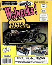 WALNECK'S CLASSIC CYCLE TRADER, OCTOBER 1995