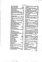 Flavii Iosephi, Patria Hierosolymitani, ... opera quaedam