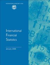 International Financial Statistics, January 2006