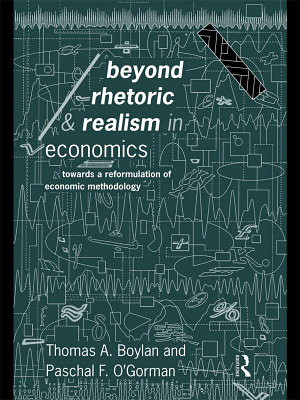 Beyond Rhetoric and Realism in Economics PDF