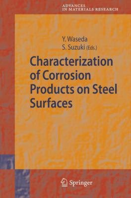 Characterization of Corrosion Products on Steel Surfaces PDF