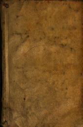 Matthaei Gribaldi Mophae iurisconsulti Cheriani, De Methodo ac ratione studendi libri tres