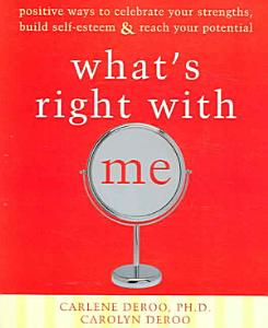 What s Right with Me Book