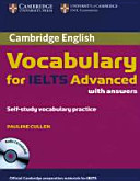 Cambridge Vocabulary for IELTS Advanced with Answers PDF