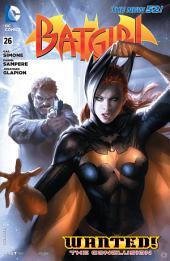 Batgirl (2011-) #26