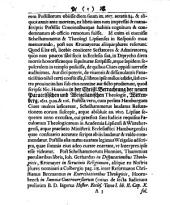 Ad actum licentiaturae theologicae ... die Decembris XII. ... celebrandum ... invitat ... Johannes Cyprianus ...