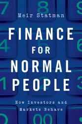 Finance For Normal People PDF