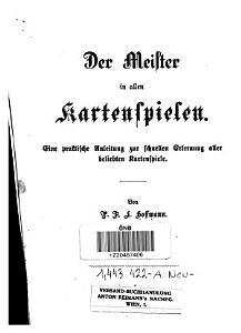 Der    Meister in allen Kartenspielen PDF