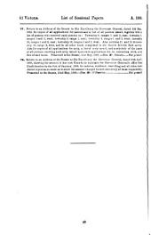 Sessional Papers of the Parliament of the Dominion of Canada: Volume 21, Issue 17
