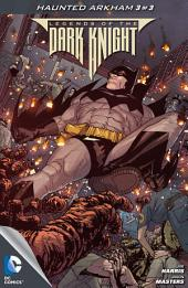 Legends of the Dark Knight (2012-2013) #21