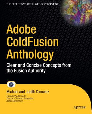 Adobe ColdFusion Anthology