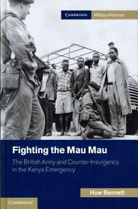 Fighting the Mau Mau Book