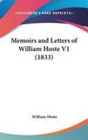 Memoirs and Letters of William Hoste V1 (1833)