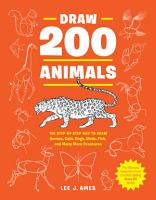 Draw 200 Animals PDF