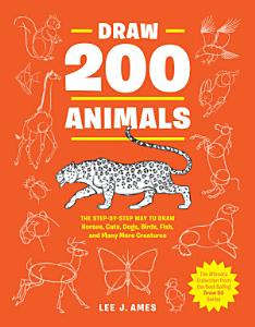 Draw 200 Animals PDF