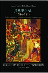 Journal de François-Jérôme Riffard Saint-Martin: (1744-1814) - Institut Napoléon N° 10