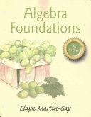 Algebra Foundations  Prealgebra  Introductory Algebra   Intermediate Algebra    With Access Card