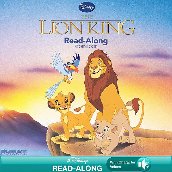 Download The Lion King Read Along Storybook Book