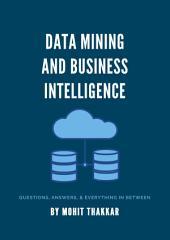 Data Mining & Business Intelligence: Subject Notes