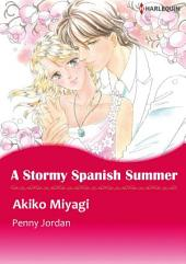 A Stormy Spanish Summer: Harlequin Comics