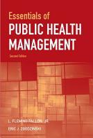 Essentials of Public Health Management PDF