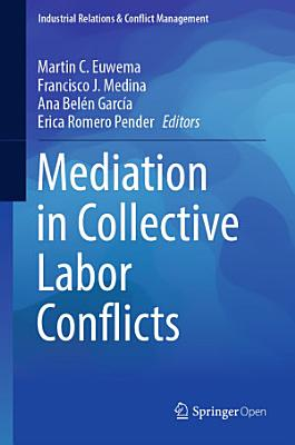 Mediation in Collective Labor Conflicts PDF