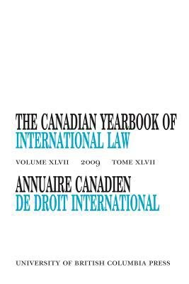 Canadian Yearbook of International Law