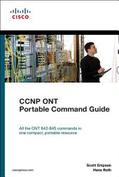 CCNP ONT Portable Command Guide