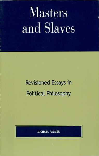 Download Masters and Slaves Book