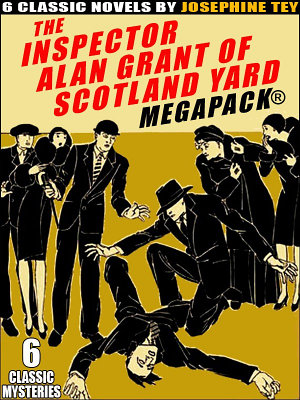 Inspector Alan Grant of Scotland Yard MEGAPACK
