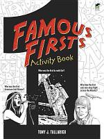 Famous Firsts Activity Book PDF