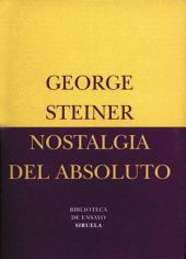 Nostalgia del absoluto: Edición 11