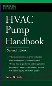 HVAC Pump Handbook, Second Edition: Edition 2