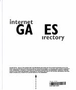 Internet Games Directory PDF