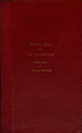 La vita di Castruccio Castracani da Lucca