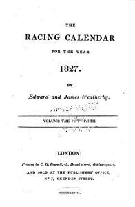 Racing Calendar PDF