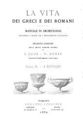 La vita dei Greci e dei Romani: manuale di archaeologia secondo i testi ed i monumenti figurati, Volume 2