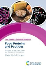 Food Proteins and Peptides: Emerging Biofunctions, Food and Biomaterial Applications