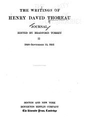 Journal: Volume 2