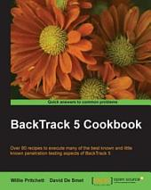 BackTrack 5 Cookbook