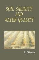 Soil Salinity and Water Quality PDF